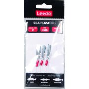 Silver Flash Mackerel Fishing Feathers