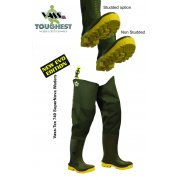 740 SuperNova Heavy Duty PVC Thigh Wader