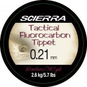 Scierra Tactical Fluorocarbon Line for Tippets and Leaders