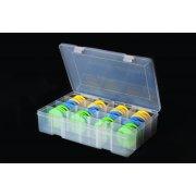 Rig Winder Box & 24 Foam Winders
