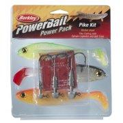 Berkley Powerbait Pike Pro Pack Kit