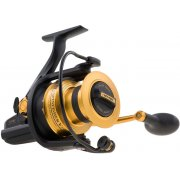 Spinfisher SSV7500 Longcast Reel, And Spare Spools