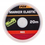 20M Red Edges Marker Elastic