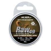 Raw49 Uncoated Brown stainless steel wire