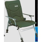 Foldable Chair with Arm Rests