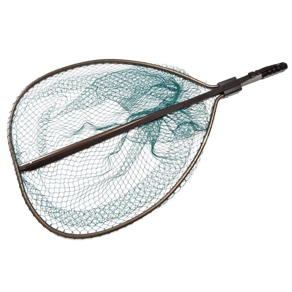Mclean salmon weigh net mclean landing nets north east for Fishing landing net
