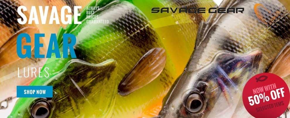 savage gear lures