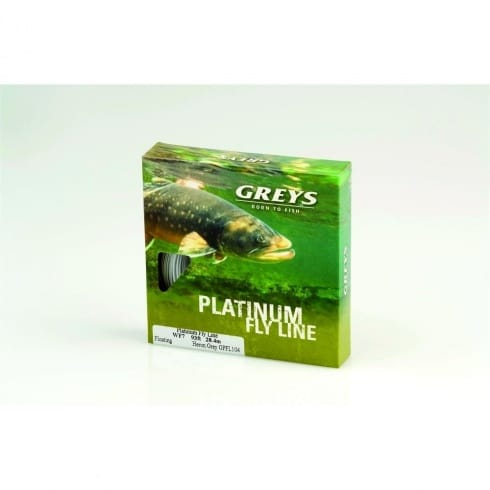 Greys Platinum Intermediate Flyline for fly fishing