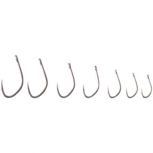 Drennan Eyed Barbless Carp Match Hooks