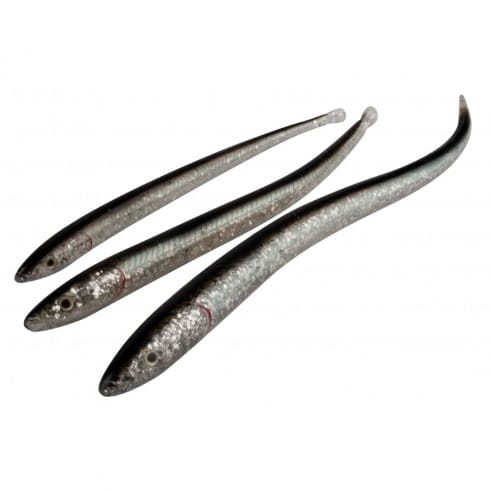 Savage Gear Sandeel LB Slug 5 Per Pack 10cm, 14cm, 16.5cm and 20cm