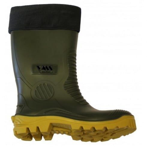Vass Mega Stud Boots, Fishing Wellies