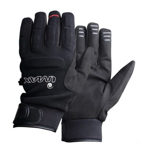 Imax Waterproof Baltic Black Gloves