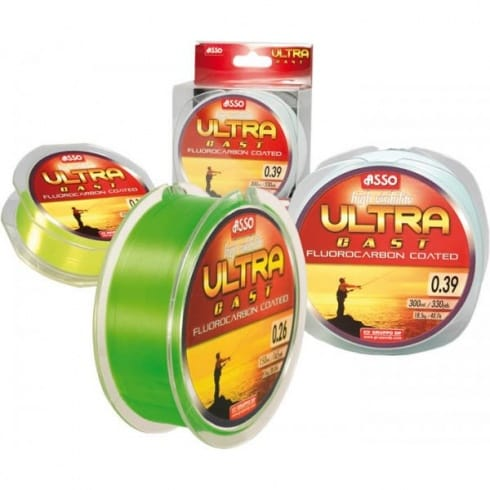Asso Sea Fishing Line Ultra Cast