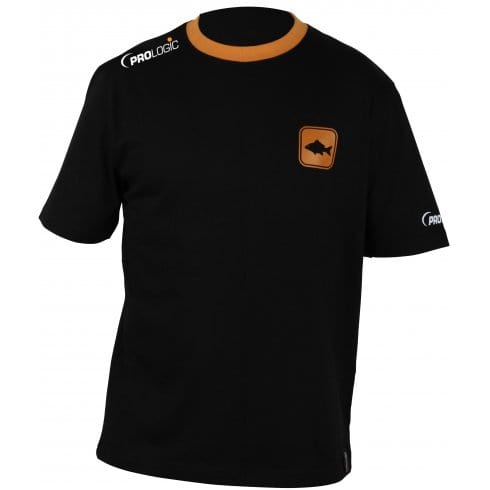 Prologic PL Black Logo'd T-Shirt