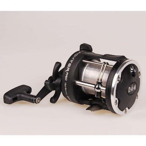 DAM Fighter Pro 300 RH Reel With 0,50 Mm Line