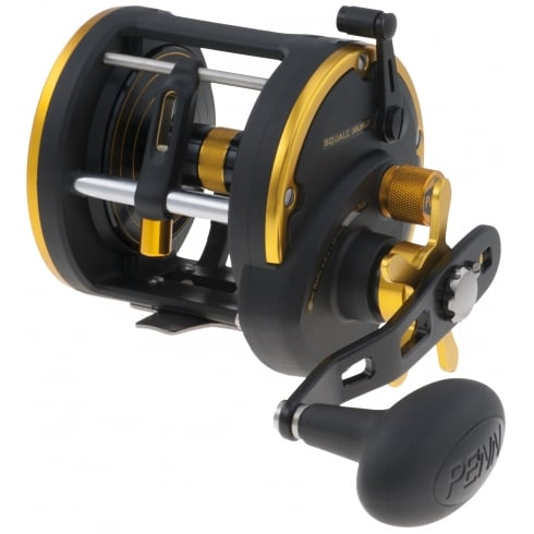 Penn Squall 15 Level Wind Reel