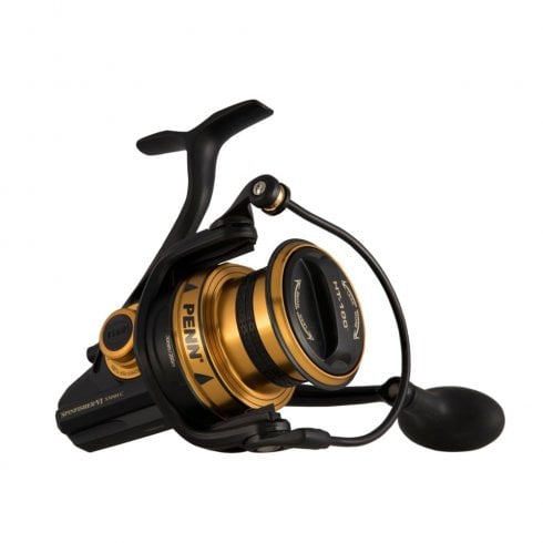 Penn Spinfisher SSVI Longcast 6500 Free spool of Braid RRP £29.99