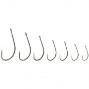 Eyed Carp Feeder Barbless Hooks