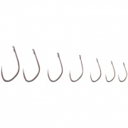 Eyed Barbless Carp Match Hooks