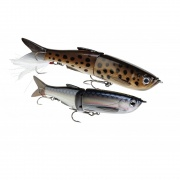 Bleak Glide Swimmer 3D Lure