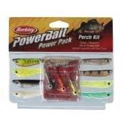 Berkley Powerbait Pulse Minnow Perch Kit