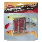 Berkley Powerbait Pike Pro Pack Kit