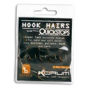 Barbed Hookhairs with Quickstops