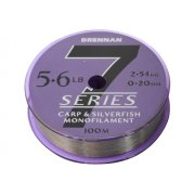 Series 7 Carp Silverfish Mono