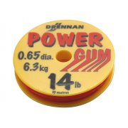 Powergum 14 lb Red 10m