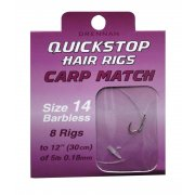 Quickstop Carp Match Hair Rigs