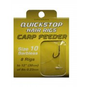 Quickstop Carp Feeder Hair Rigs