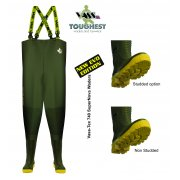 740 SuperNova PVC Chest Waders Cleated