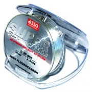 Asso Super Fluorocarbon salmon Tippet