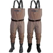CC3 XP Breathable Stockingfoot Chest Waders and CC3 Wading Boots
