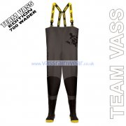 Team 700 Heavy Duty Chest Wader With Reinforced Knees
