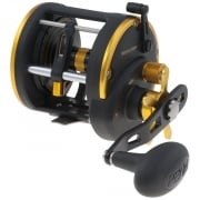 Squall 30 Level Wind LH Reel (Left Hand)