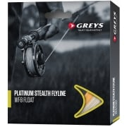 Platinum Stealth Fly Line