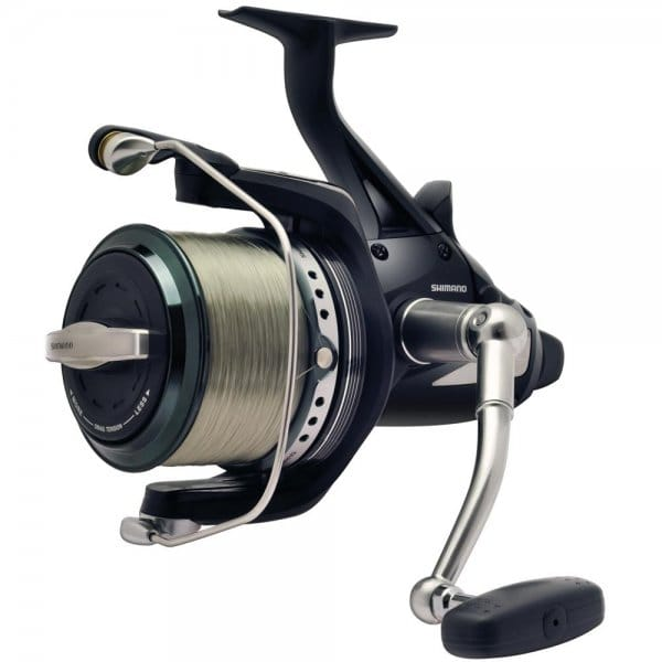 Big Baitrunner Reel XT-A LC with 600m of 0 3mm Ultegra Line Free